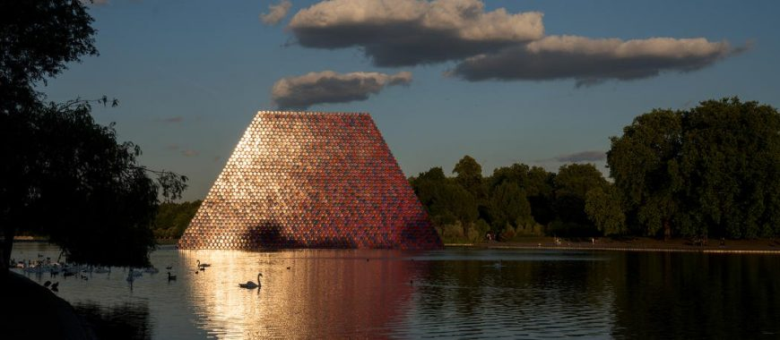 Catch The London Mastaba While You Can