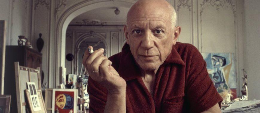 Picasso Subject of Series 'Genius'